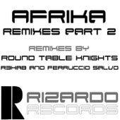 Afrika Remixes Part 2 de Franky Rizardo