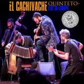 Live in Europe de El Cachivache Quinteto