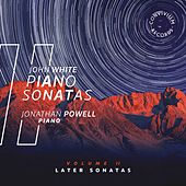 John White: Piano Sonatas, Vol. 2 de Jonathan Powell