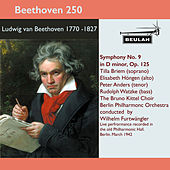 Beethoven 250 Symphony No. 9 in D Minor, Op. 125 de Wilhelm Furtwängler