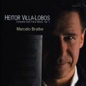 Villa-Lobos: Complete Solo Piano Works, Vol. 1 de Marcelo Bratke