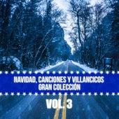 Navidad, Canciones y Villancicos Gran Colección (Vol. 3) de Steve Cast Orchestra