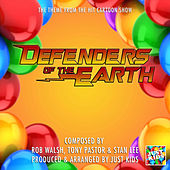 Defenders Of The Earth Theme (From