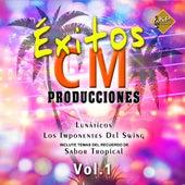 Exitos de Cm Producciones, Vol. 1 de Various Artists