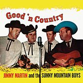 Good 'N Country by Jimmy Martin