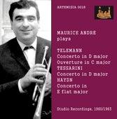 Telemann, Tessarini & Haydn: Trumpet Concertos de Maurice André