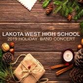 Lakota West High School 2019 Holiday Band Concert by Lakota West High School Concert Band