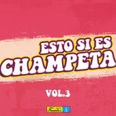 Esto Si Es Champeta (Vol. 3) de German Garcia