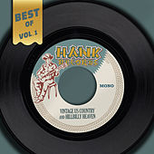 Best Of Hank Records, Vol. 1 - Vintage US Country And Hillbilly Heaven by Various Artists