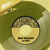Best Of Jailbait Records, Vol. 5 - Black Rock&Roll and R&B de Various Artists