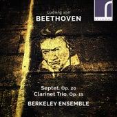 Beethoven: Septet, Op. 20 & Clarinet Trio, Op. 11 by Berkeley Ensemble