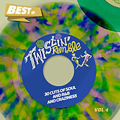 Best Of Twistin' Rumble Records, Vol. 4 - 20 Cuts Of Soul And R&B And Craziness de Various Artists