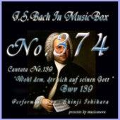 J.S.Bach:Wohl dem, der sich auf seinen Gott, BWV 139 (Musical Box) de Shinji Ishihara