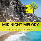 Mid Night Melody - Nature Music for Easy Sleep de Various Artists