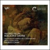 Bellini: Adelson e Salvini (Live) by Orchestra dell'Accademia Nazionale di Santa Cecilia