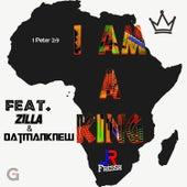 I AM A KING (feat. Zilla & DatManKnew) van JR Fressh