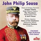 John Philip Sousa Marches, Polkas & Americana by The Cincinnati Pops Orchestra