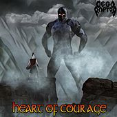 Heart of Courage de Megaraptor