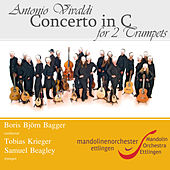 Concerto For Two Trumpets in C Major, RV 537: 1. Allegro – 2. Largo – 3. Allegro (Arr. For Mandolin Orchestra) de Boris Björn Bagger