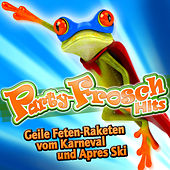Party-Frosch Hits - Geile Feten-Raketen vom Karneval und Apres Ski 2011 by Various Artists