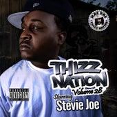 Thizz Nation Vol. 28 by Stevie Joe