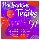 Pro Backing Tracks H, Vol. 4  - Karaoke Version Originally Performed By Various Artists by Pop Music Workshop