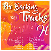 Pro Backing Tracks H, Vol.1 - Karaoke Version Originally Performed By Various Artists by Pop Music Workshop