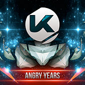 Kosen Angry Years Compilation by Various Artists
