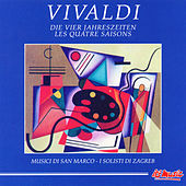 Vivaldi: The Four Seasons, Concerto for Violin and Strings Op. 8 by Various Artists