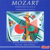 Mozart: Symphonien Nos. 40 & 41 de Mozart Festival Orchestra