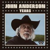 Years von John Anderson
