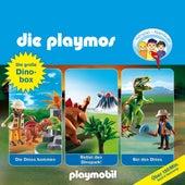 Die große Dino-Box, Folgen 3, 17, 30 (Das Original Playmobil Hörspiel) von Die Playmos