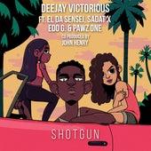 Shotgun (feat. El Da Sensei, Sadat X, Edo G. & Pawz One) de Dj Victorious