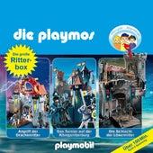 Die große Ritter-Box, Folgen 2, 8, 20 (Das Original Playmobil Hörspiel) von Die Playmos
