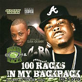 100 Racks In My Backpack von C-BO