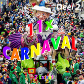 11x Carnaval Deel 2 by Various Artists