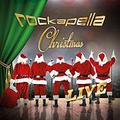Christmas Live by Rockapella
