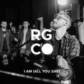 I Am (All You Say) (Live) de Ryan Gilpin