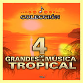 Colección 4 Grandes de la Música Tropical (Vol. 4) de German Garcia