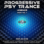 Progressive Psy Trance Legends: 2020 Top 10 Hits, Vol. 1 de Dr. Spook