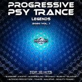Progressive Psy Trance Legends: 2020 Top 10 Hits, Vol. 1 by Dr. Spook
