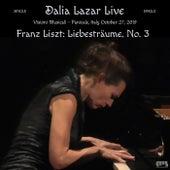 Franz Liszt: Liebesträume, No. 3 (Live) by Dalia Lazar
