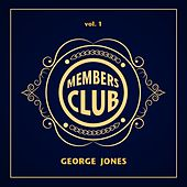 Members Club, Vol. 1 by George Jones