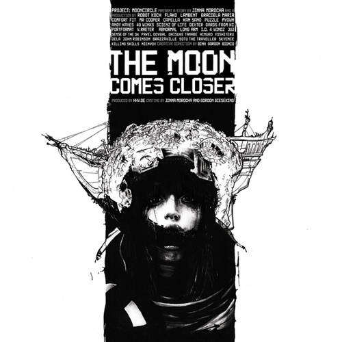 The Moon Comes Closer by Various Artists