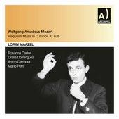Wolfgang Amadeus Mozart : Requiem Mass, K. 626 by Various Artists