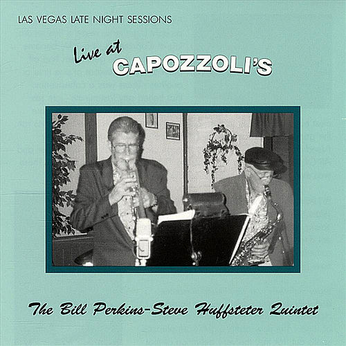 Live at Capozzoli's by Bill Perkins