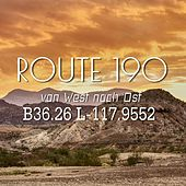 Route 190: Von West nach Ost de Various Artists