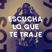 Escucha Lo Que Te Traje (Remix) de 4