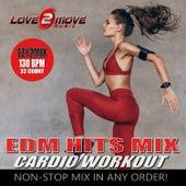 EDM Hits Mix: Cardio Workout (Ezy2Mix Non-Stop Mix) by Various Artists