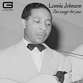 Ten songs for you de Lonnie Johnson